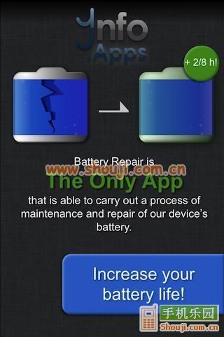 电池修复 Battery Repair (Doctor Boost)  v4.09.2507截图