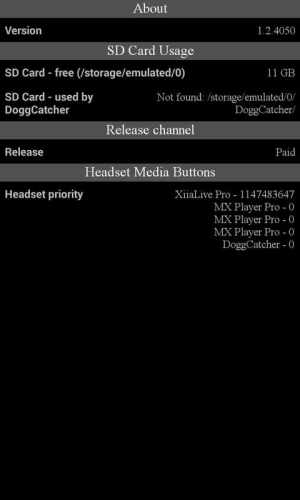狗狗麦田播客播放器 DoggCatcher Podcast Player v1.2.4089截图