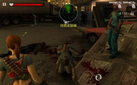杀手:僵尸之城2  中文修改版   Contract Killer Zombies 2   v1.1.1截图