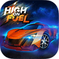 Car Racing 3D:High on Fuel