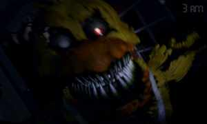玩具熊的五夜后宫4  Five Nights at Freddy's 4   v1.0截图