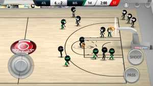 火柴人篮球2017 Stickman Basketball 2017 v1.1.2截图