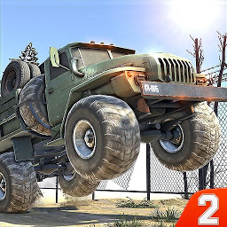 卡车进化:狂野之轮  Truck Evolution : WildWheels   v1.0.8