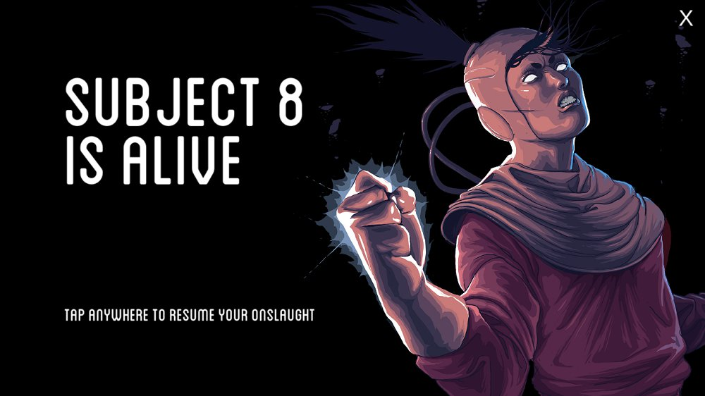 Subject 8 is alive v1.4截图