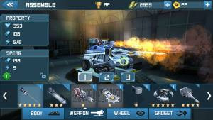 Robot Crash v1.0.2截图